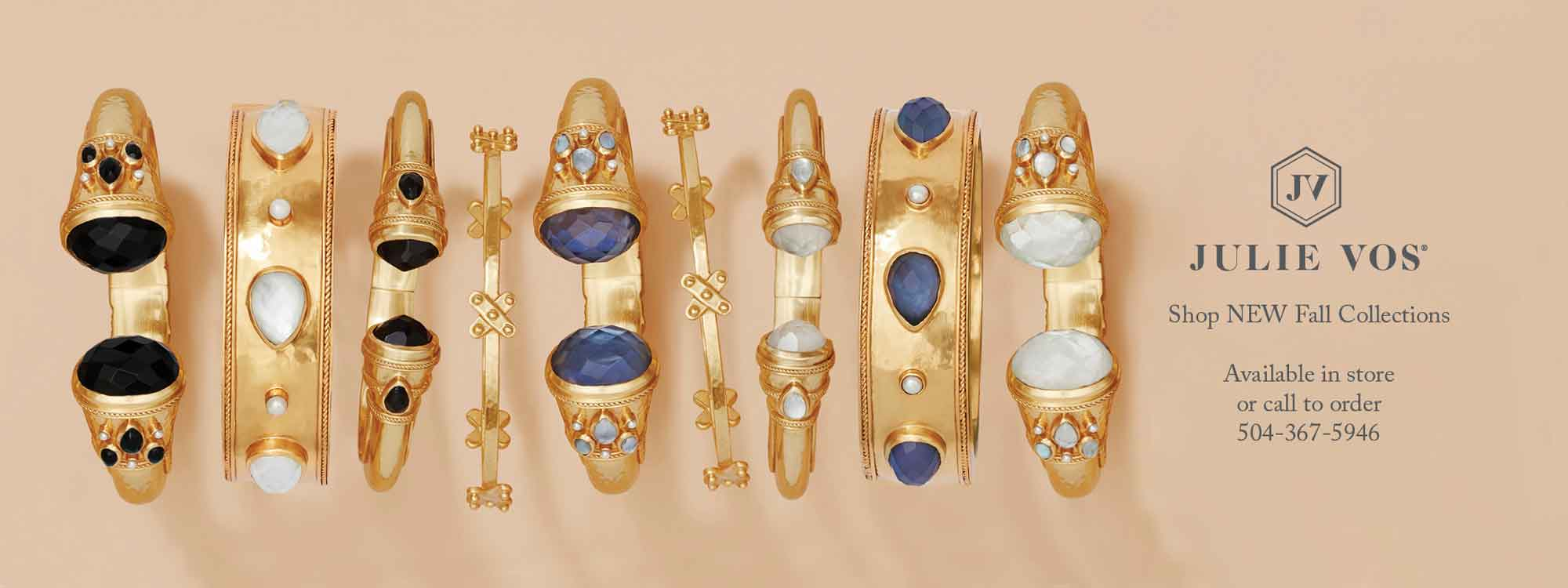 Explore Julie Vos Gold Bracelet Collection At Gold'N Creations Fine Jewelers
